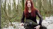 Patty Gurdy - The Longing // Storm Seeker Song Hurdy Gurdy Version