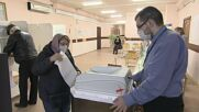 Russia: Moscow residents vote on final day of State Duma elections