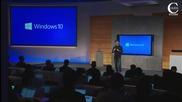 Преглед на Windows 10 (consumer Preview 21.1.2015) с Бг описание на най-важното