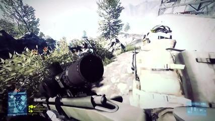Battlefield 3 ( wtf ?! ) момент