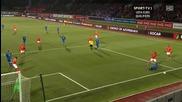 Исландия 2:0 Холандия 13.10.2014
