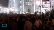 Violent Anti-government Protests Grip Macedonia's Capital