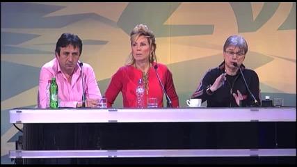 Nina Djumic i Zvezdana Stevanovic - Splet pesama - (Live) - ZG - 2013 14 - 12.04.2014. EM 27.