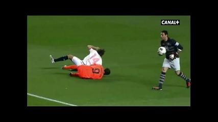12.04.12 Севиля - Реал Сарагоса 3:0