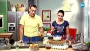 Тарт с кайсии и бадеми - Бон Апети (29.06.2018)