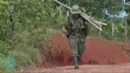 Colombian Forces Kill Five Rebels During Air Strike Despite Peace Talks