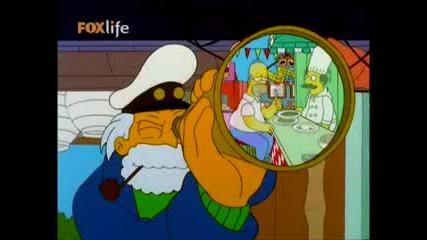[s14 ep21] Semeitsvo simpsyn [bg Audio] The Simpsons Bg Audio ...