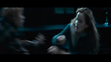 Drop Your Wands - Deathly Hallows 1 clip