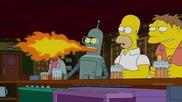 Семейство Симпсън С26 Е06 + Субтитри / The Simpsons S26e06 Bg Sub