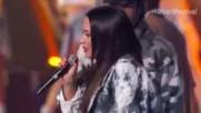 Велика Деми и Dj Khaled Sorry Not Sorry снощи на iheartradio Music Festival 2017