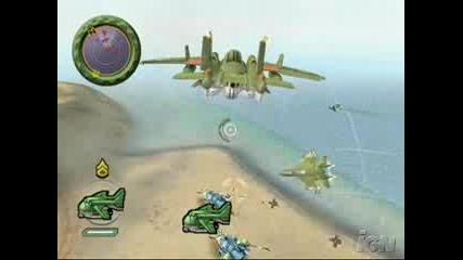 Battalion Wars Gameplay 5