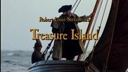 [1/4] Островът на съкровищата - Vhs Бг Аудио - приключенски с пирати (1990) the Treasure Island # hd