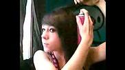 How I Do My Scene Hair