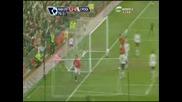 23.03 Манчестър Юнайтед - Ливърпул 3:0 Кристиано Роналдо гол