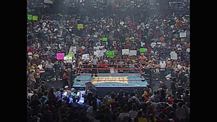 Goldberg vs. Kevin Nash: WCW Bash at the Beach 2000 (Full Match)