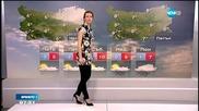 Прогноза за времето (19.02.2015- сутрешна)