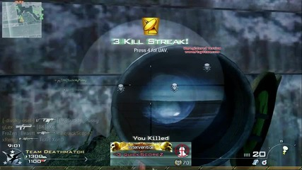 First Mw2 Ace