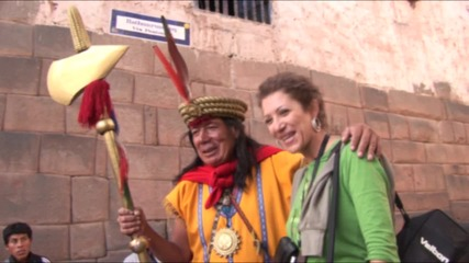 Без Багаж - Перу (трейлър 1)