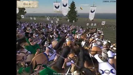 Rome Total War Online Battle #1324 Carthage vs Macedon