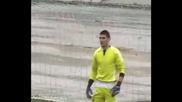 Goalkeeper - Dimitar Pantev