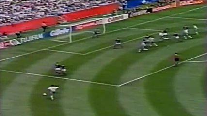 Уникални кадри на нашите герои от Световното първенство във Сащ 1994