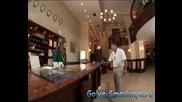 Голи И Смешни - На Рецепцията В Хотела(Скрита Камера)