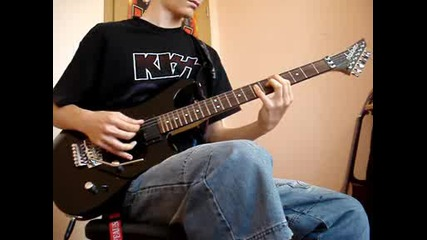 Judas Priest - Breaking the law Cover