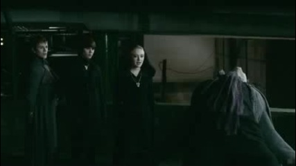 The Twilight Saga: Eclipse New Clip - Volturi