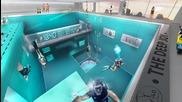Най- дълбокият хотелски басейн в света - Y40