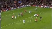 Манчестър Юнайтед - Блекбърн 2:1 Всички Голове И Голови Положения