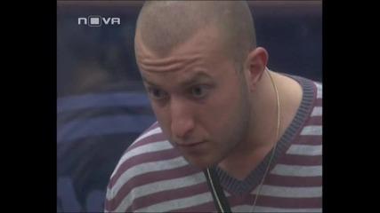 Луд скандал в къщата между Стоян и Елеонора Big Brother Family