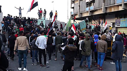 Iraq: Clashes in Baghdad as anti-govt protests continue despite coronavirus warnings