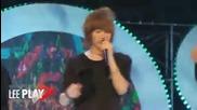 100701 Open Concert Taemin fancam