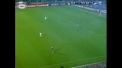 Левски - Chelsea Fc