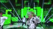 Big Bang - Fantastic Baby _ Inkigayo 15.04.12