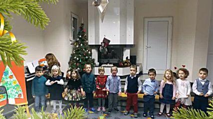 Английски език в Детска градина ЕСПА-1-ва и 2-ра групи
