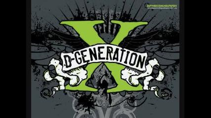 D-generation-x Theme (metal Version)