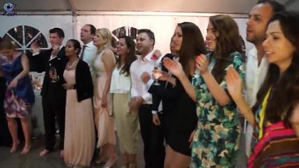 Сватбата на Филип и Ивета - видеозаснемане студио