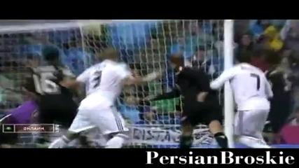 cristiano Ronaldo season 2010 211 in Real Madrid