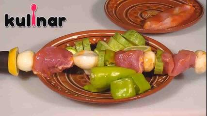 Рецепта за Свински Шишлик