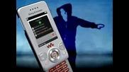 Sony Ericsson W580i - Demo