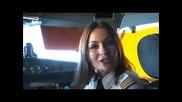 Полет с A330-343x , Frankfurt-seattle Част 2 от 4