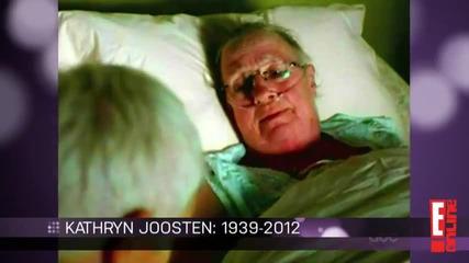( Kathryn Joosten ) Карън Маклъски От Отчаяни Съпруги Почина На 72