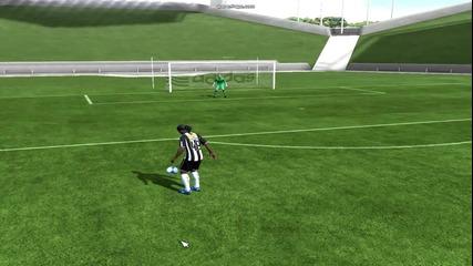 Fifa 13 Ronaldinho Arena