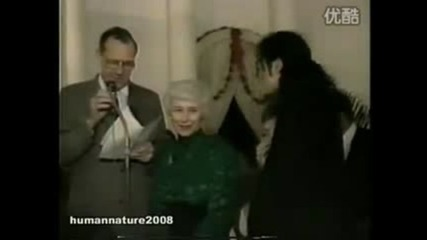 Michael Jackson At the American Consulate of Japan 1992 - Youtube [freecorder.com]