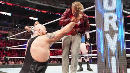 Drake Maverick wets himself after Big Show's attack: Survivor Series 2018 (WWE Network Exclusive)