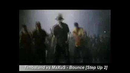 Timbaland Vs Maxus - Bounce Step Up 2