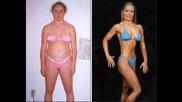 150 човешки тела Преди и След Тренировки - Трансформация!