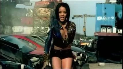 Rihanna - Shut Up And Drive - High Quality