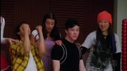 Glee - Lean on me (1x10)
